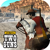 Western Two Guns Sandboxed Style 2018 (Unreleased)
