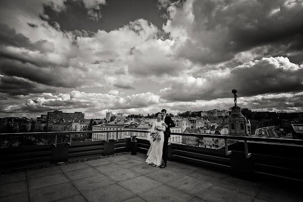 Wedding photographer Sandra Patapiene (Fotoidile). Photo of 21.06.2017