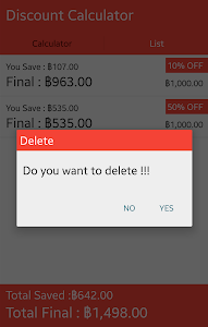 Discount Calculator screenshot 4