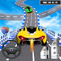 Crazy Car Driving: Stunts Game icon