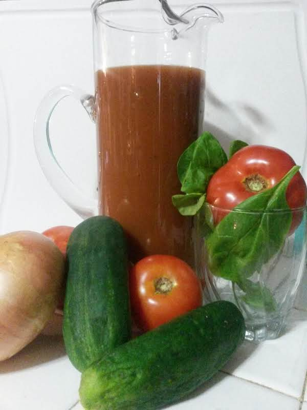 Best Damn Vegetable Juice Ever !!!