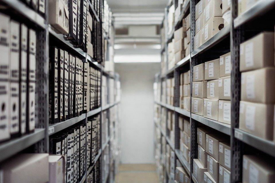 Archivo, Cajas, Documentos, Carpetas, Negocio, De Datos