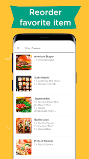 App Glovo: Order Anything. Food Delivery and Much More APK for Windows Phone