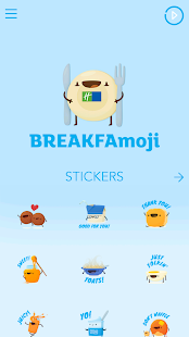 BREAKFAmoji For Days- screenshot thumbnail