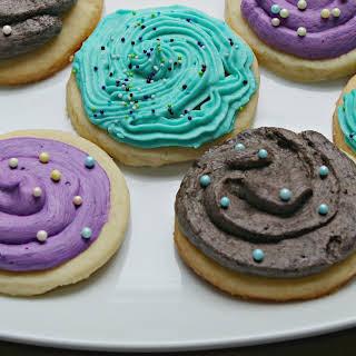 The Best Sugar Cookies.