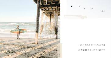 Classy & Casual - Facebook Ad Template