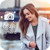 DSLR Camera – Blur Photo Effect