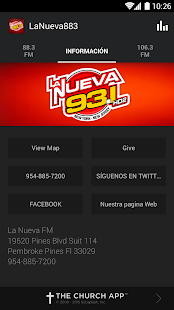 LaNueva883 - screenshot thumbnail