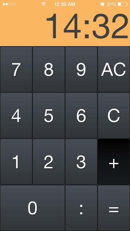 Momento Calculator- screenshot