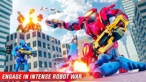 Phoenix Transform Robot War: Robot Grand Hero 1.0 screenshots 1