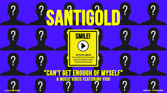 Santigold App- screenshot thumbnail