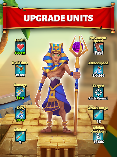 Dynasty Duels - RTS Game  screenshots 7