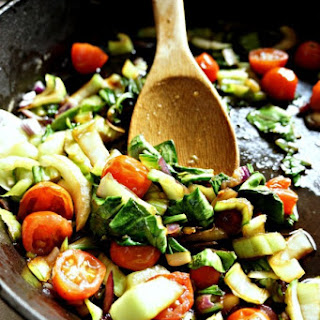 Less than 15 minutes Quick Vegetable.