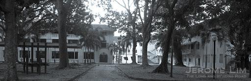 A temporary Kempeitai HQ at Beach Road