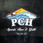 Logo for PCH Sports Bar & Grill
