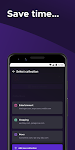 screenshot of Firefox for Android Beta
