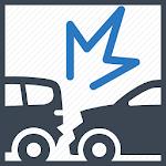 מערכת למניעת תאונות דרכים Icon