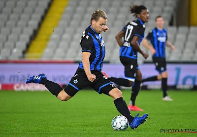 Le FC Bruges donne des nouvelles de Ruud Vormer avant le déplacement à Rome