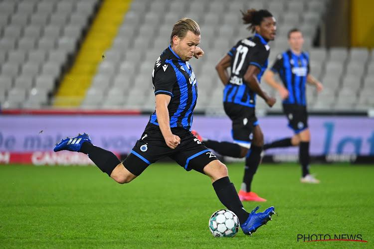 Le Club de Bruges jouera devant 10.000 supporters