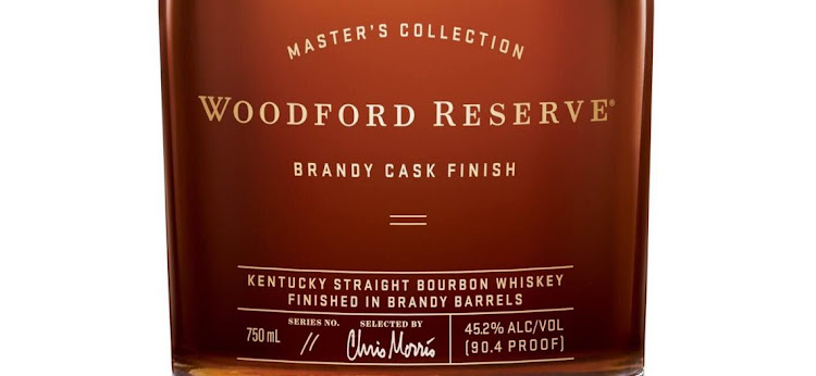 Logo for Woodford Reserve Master's Collection Brandy Cask Finish