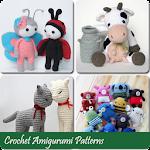 Crochet Amigurumi Patterns Icon