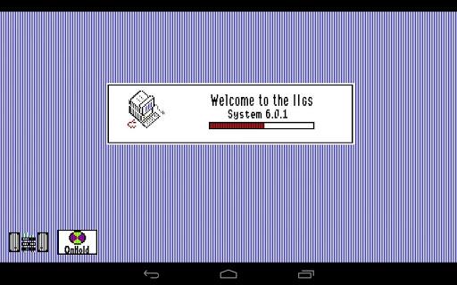 KEGS IIgs Emulator 0.71beta screenshots 2