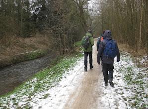 Photo: Langs de Ijse naar Loonbeek