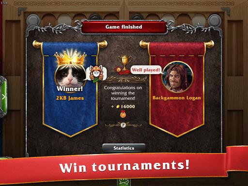 Backgammon Masters Free  screenshots 12
