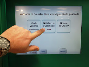 Photo: I am going for a gift card with no fee.