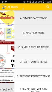 Belajar Bahasa Inggris III screenshot