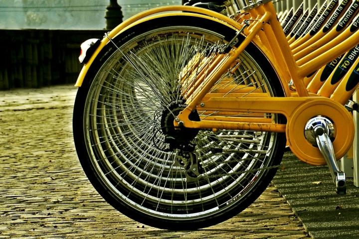 To bike.. di AlfredoNegroni
