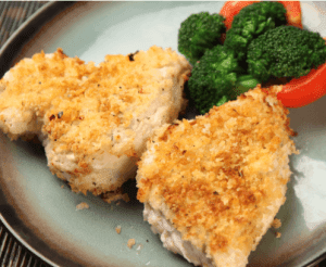 Air-Fried Honey Ginger Crusted Chicken- nuwave oven recipe - Poultry -5