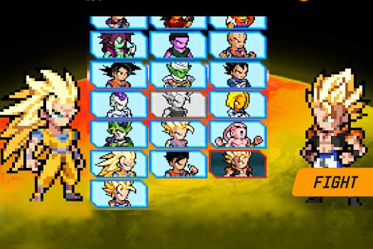 Dragon Super: Saiyan Warriors