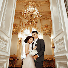 Wedding photographer Ekaterina Alyukova (EkaterinAlyukova). Photo of 05.12.2018