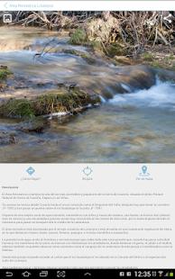 Espacios Naturales de Jaén Mod