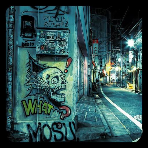 Colorful Graffiti Theme