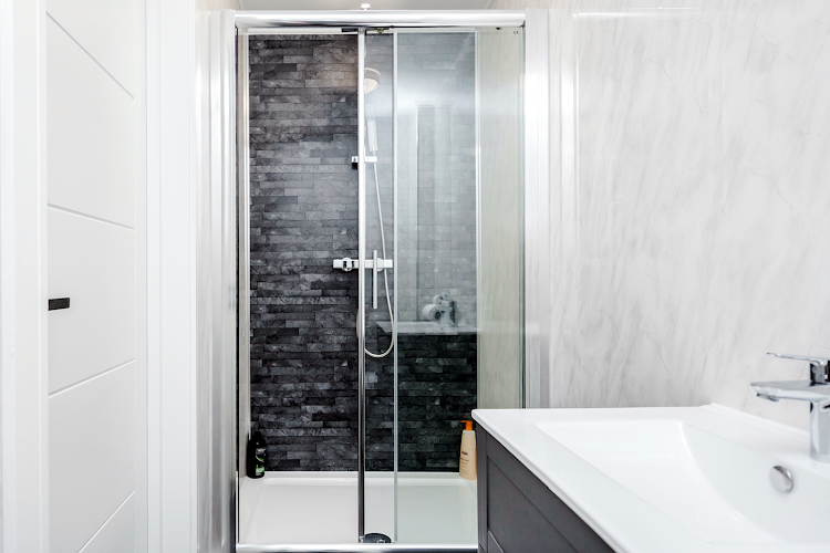 Bathroom at Elthorne Luxury Apartments - Uxbridge
