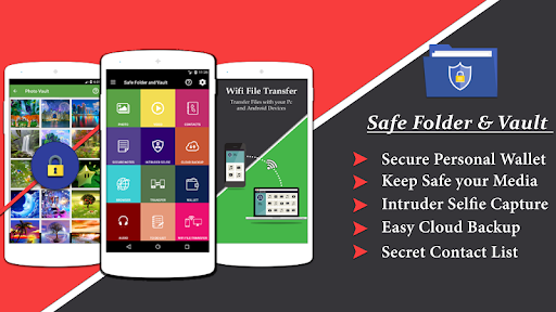 Safe Folder Vault App Lock : Hide Photo And Video - Apps on
