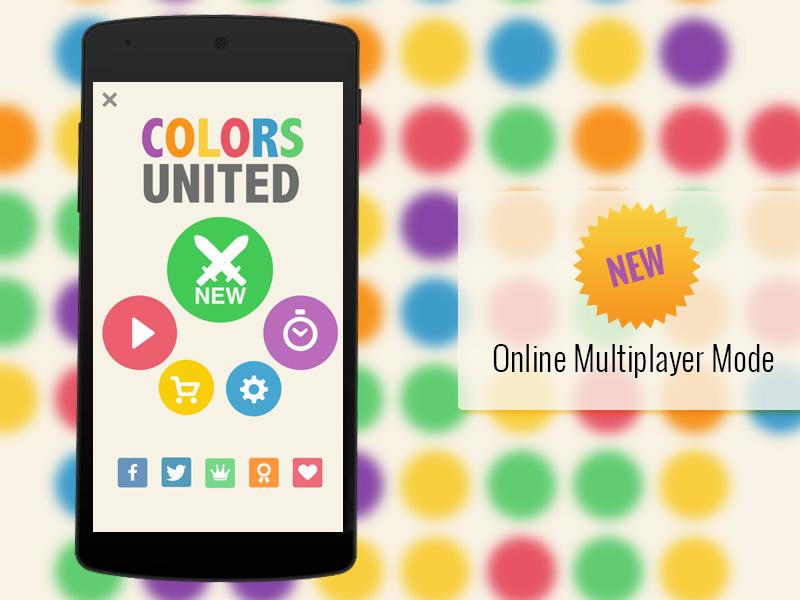 Colors United- screenshot