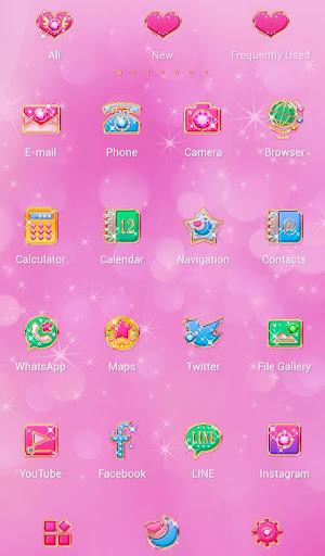 Cute Theme Princess Icons 1.0.1 Windows u7528 3