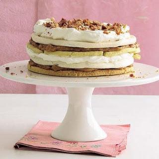 Delectable Meringue Layer Cake