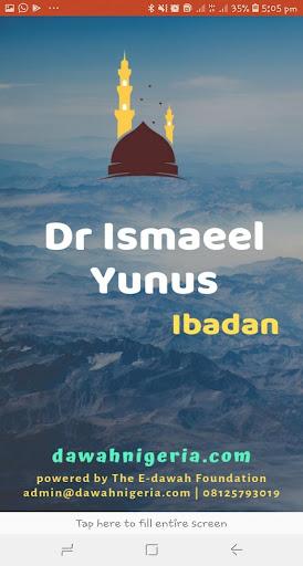 Dr Ismaeel Yuunus dawahBox screenshot 1