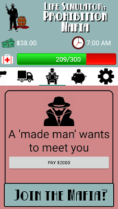 Life Simulator: Prohibition Mafia 2