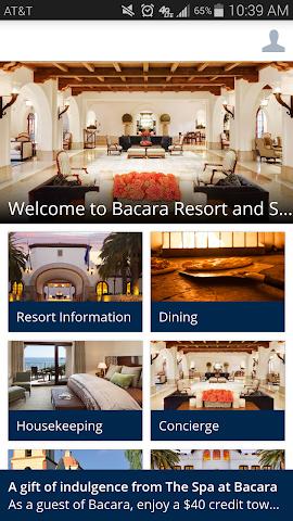 android Bacara Resort and Spa Screenshot 0