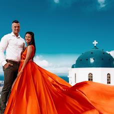 Wedding photographer Roman Masko (santorinilion). Photo of 23.05.2019