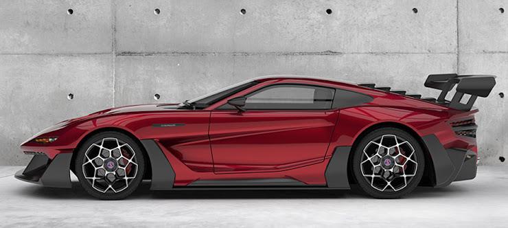 Factory Five develops F9R supercar