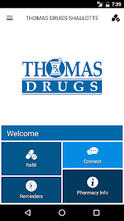 Thomas Drugs Shallotte NC- screenshot thumbnail