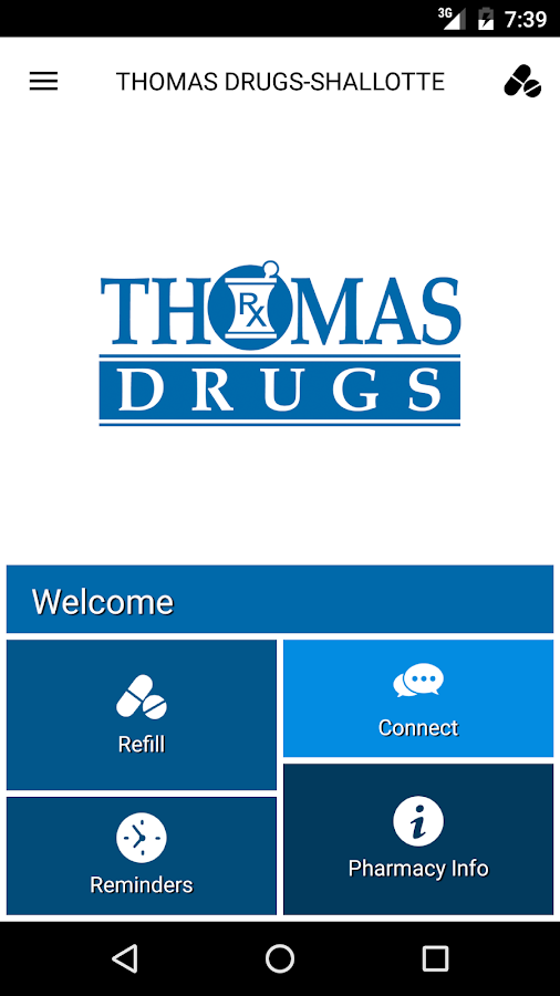 Thomas Drugs Shallotte NC- screenshot