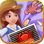 BBQ Master Restaurant:Cooking
