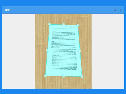 Doc Scanner :PDF Creator + OCR- screenshot thumbnail